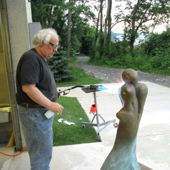 ©Jim West Sculptor_Of One_2
